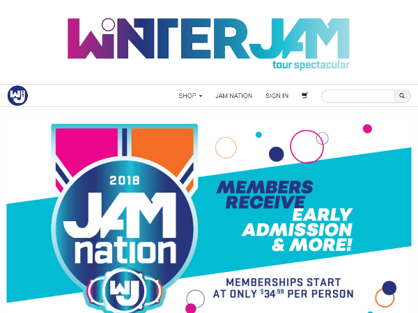 Winter Jam Screenshot